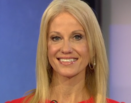 Kellyanne Conway, pro-life advocate, promoted to head of Trump's campaign.
